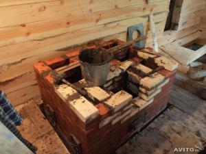 Как правильно приготовить раствор глины для печи