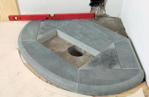 Требования которые важно соблюдать при заливке фундамента под камин