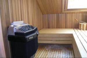 Электрическая печь для финской бани