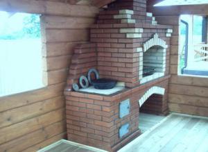 Стоимость постройки барбекю из кирпича камины дровяные нержавейка