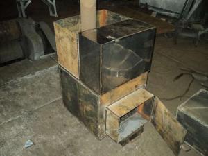 Советы для изготовления водяного бака в банной печи из металла