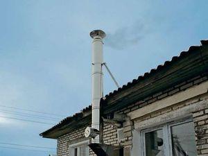 Какой колпак у дымохода с газовым котлом