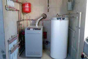 Техническое описание внутренних дымоходов для газовых котлов