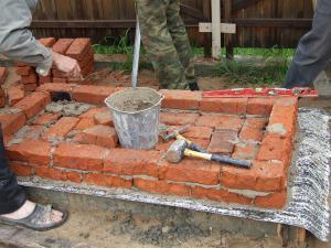 Особенности строительства мангалов в посёлках