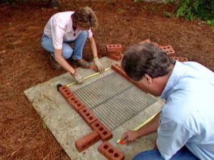 Описание принципов постройки своими руками мангала