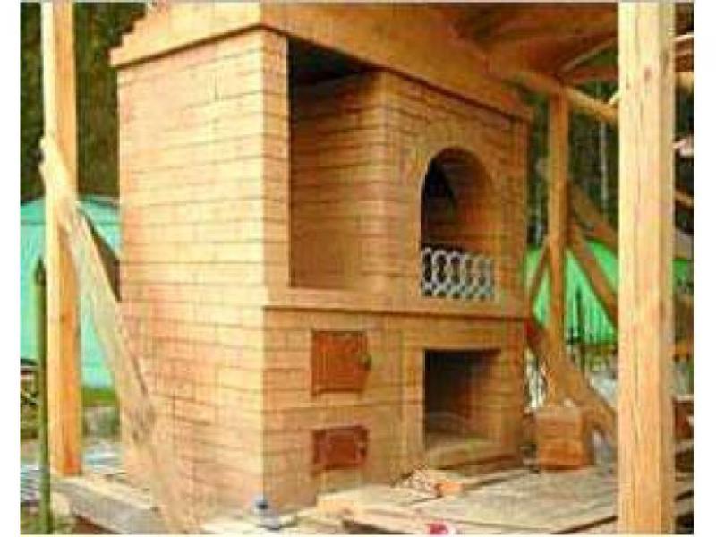 Как построить казан мангал тандыр своими руками 52
