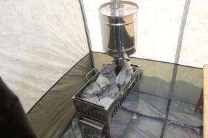 Требования к заводским банным печкам с баками для воды