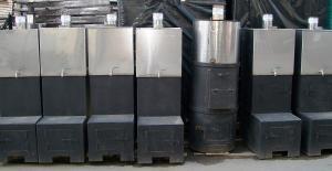 Недостатки металлических банных печей