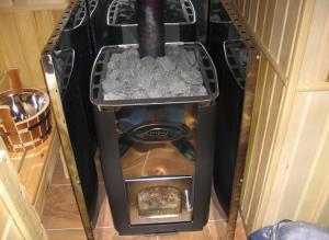 Описание принципов монтажа газовых печей в банях