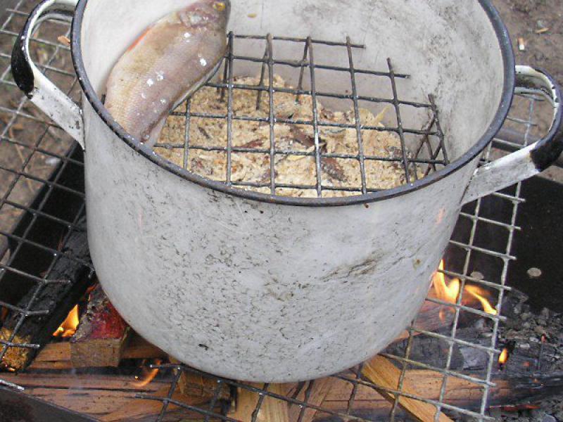 как обработать рыбу от глистов