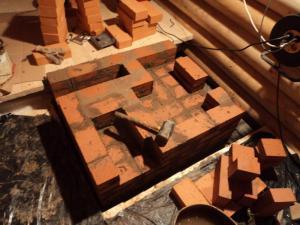 Из какого материала строить печь