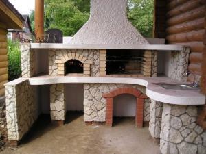 Особенности строительства печей