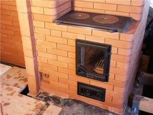 Особенности постройки печей