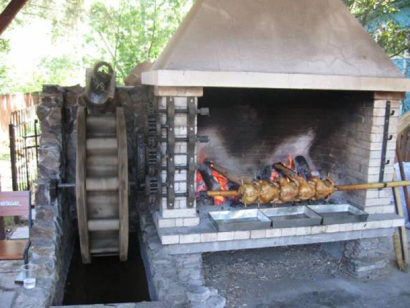 печки мангалы своими руками для дачи