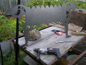 Как сделать мангал