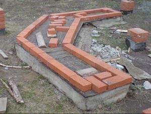 Как строить мангал своими руками