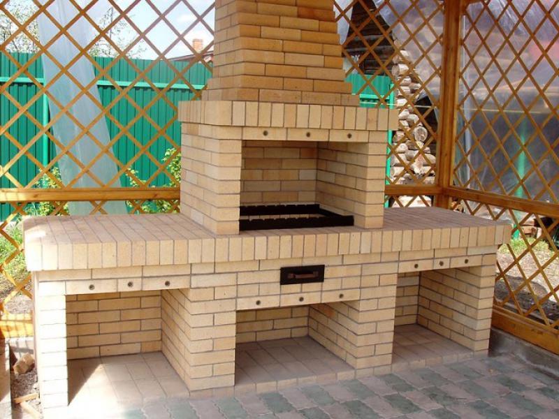 Уличные барбекю для дачи в самаре чугунные камины для дома дровяные цены