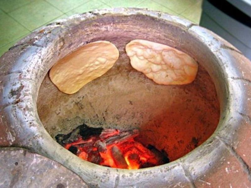 Печь тандыр сделать своими руками