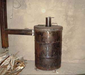 печка бубафоня
