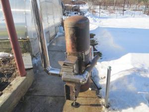 Как работает ракетная печь