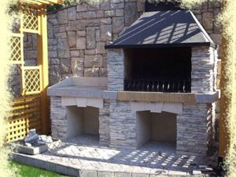 Технология создания мангалов из камня своими руками, необходимые инструменты и пошаговая инструкция
