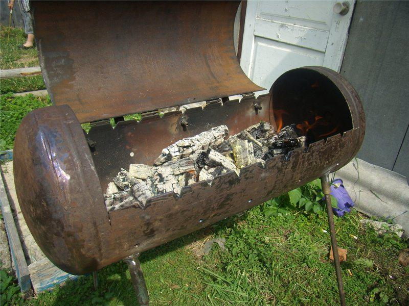Барбекюшницы самодельные барбекю с порядовкой фото