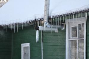 Перечень положительных сторон коаксиальных дымоходов для газовых печей