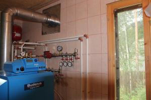 Техника безопасности при установке коаксиального дымохода