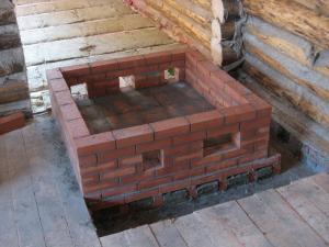 Правильная установка в бане печи с выносной топкой, основные требования к безопасности и эксплуатации