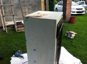 Рекомендации специалистов как лучше устроить коптильню из старого холодильника