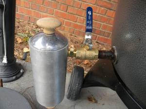 Газогенератор для холодного копчения своими руками