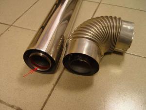 Перечень технических требований для коаксиальных дымоходов