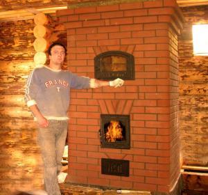 Рекомендации печников для сооружения печи из кирпича для дома своими руками